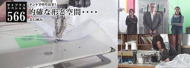[サイプラススペシャル]566 的確な形と空間・・・・ テントで作り出す!